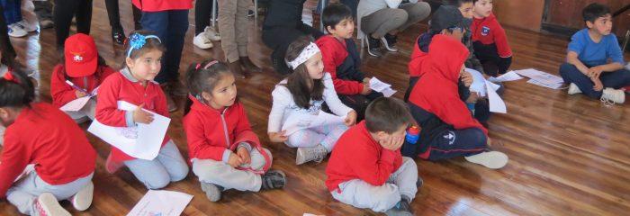 Alumnos y alumnas  de la FEES celebraron el Día del Minero