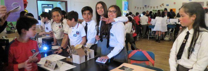 Feria Científica Proyecta a talentos en ciencia en la Escuela Nº1