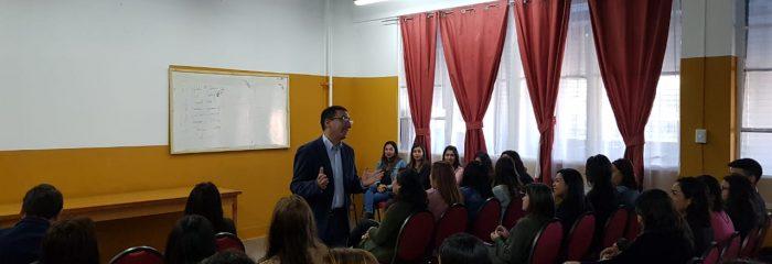 Comunicado – Director Ejecutivo da Bienvenida Profesores
