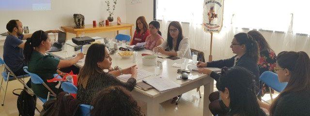 Visita Superintendencia Educación de Atacama a Jardín Infantil Las Almendritas
