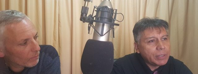 Ciclo de directores de los Establecimientos FEES en Radio Damiana