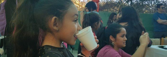 Cuentos con Sabor a Chocolate en Escuela de Lenguaje Ayllú