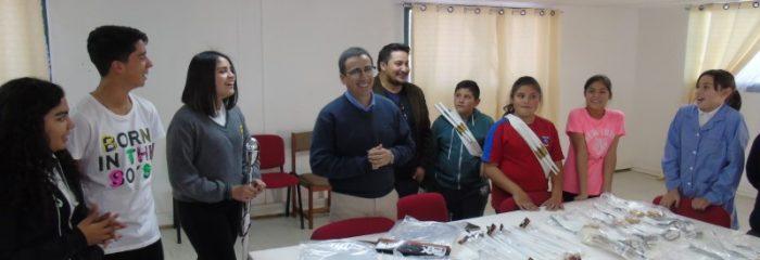 """Nueva implementación para Banda Instrumental  """"Carlos Manuel Ruidiaz Navarro"""""""