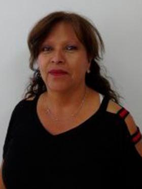 Margarita Hidalgo - Auxiliar de Aseo