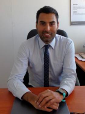 Jonathan Lorca - Asesor comunicaciones y RRPP